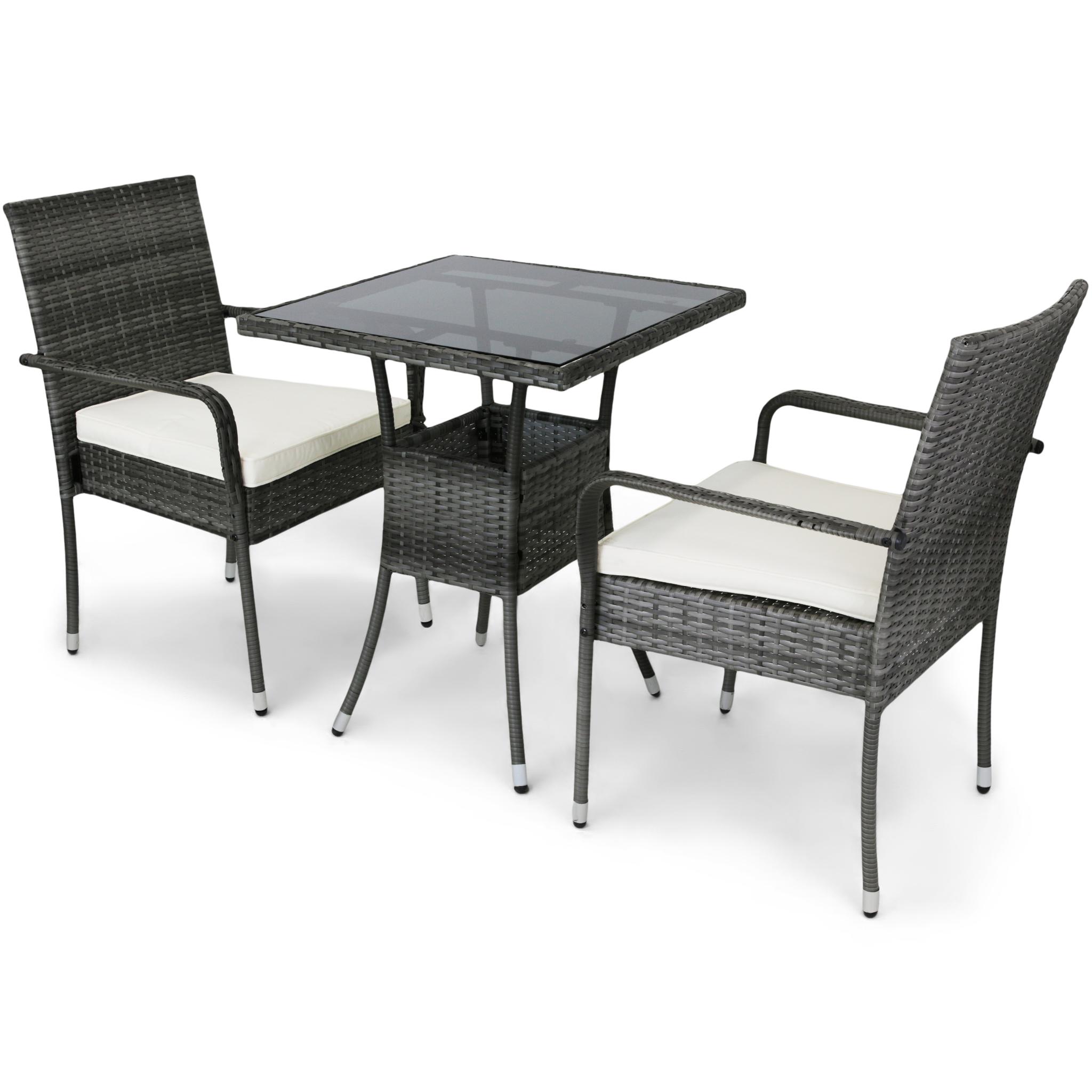 Välkända Caféset utemöbler för balkong i konstrotting - ursula.se KF-18