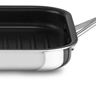 KitchenAid Grillpanna med Non Stick Beläggning 25x25 cm