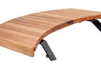 Muurikka Originalsidobord till stekhäll 100 cm
