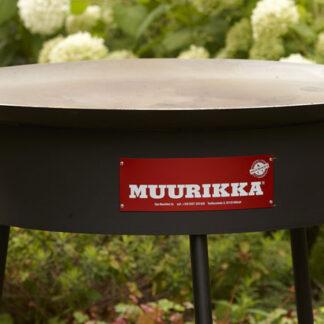 Muurikka Stekhäll 100 cm med Vindskydd ochBrännare D-500