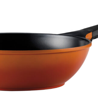 OBH Nordica Eco Kitchen Wokpanna Orange 28 cm