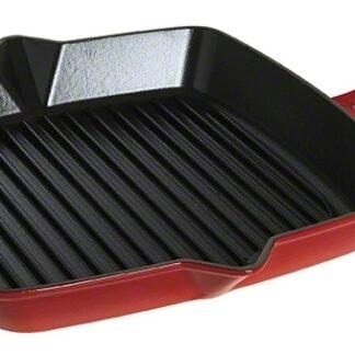 Staub American Grillpanna Röd 30x30 cm