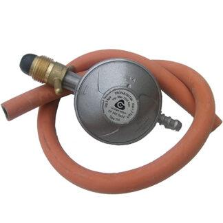 Till gasolgrill och gasolkamin Regulatorsats