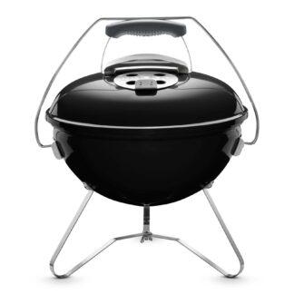Weber Smokey Joe Premium Svart Bärbar Kolgrill