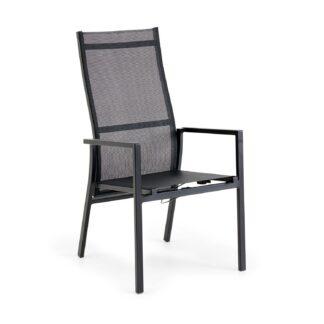 Avanti positionsstol antracitgrå/grå