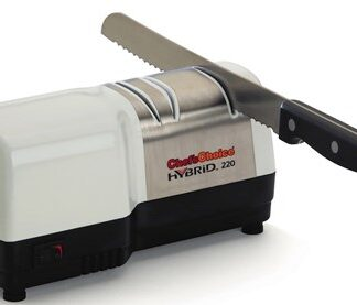 Chef's Choice Knivslip Chef'sChoice™, 2 steg, elektrisk/manuell