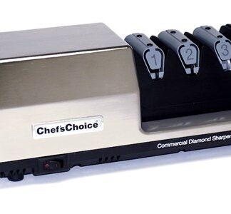 Chef's Choice Knivslip Chef'sChoice™, 3 steg, löstagbar modul, metall