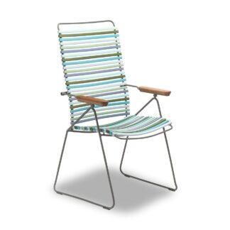 Click positionsstol multifärgad 2