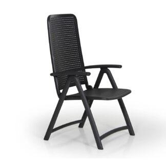 Darsena positionsstol antracitgrå
