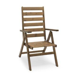 Freja positionsstol kanellasyr
