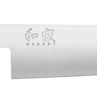 KAI Wasabi Black Filékniv Flexibel 18 cm Stål