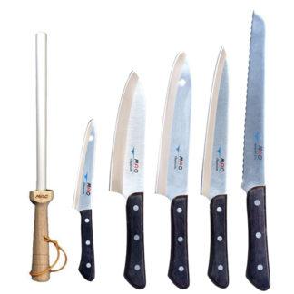 Mac Superior Knivset 6 delar