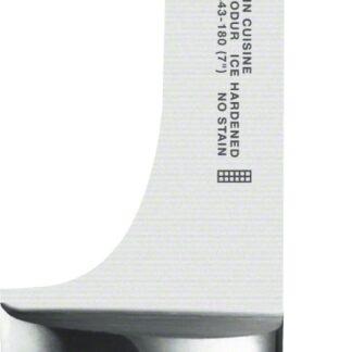 Zwilling Cuisine Filékniv 18 cm Rostfritt Stål Svart
