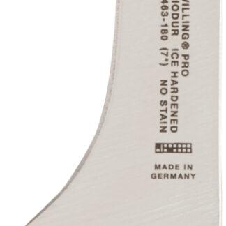 Zwilling Pro Wood Filékniv 18 cm, smal flexibel Trä