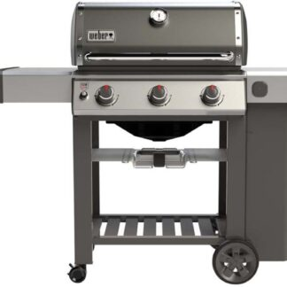 Weber Genesis® II E-310 GBS Gasolgrill - Smoke Grey