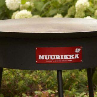 Muurikka Stekhäll 100 cm med Vindskydd och Brännare D-500