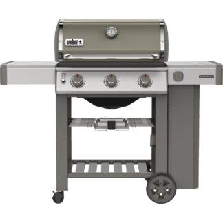 Weber Genesis II E-310 GBS Smoke Grey Gasolgrill