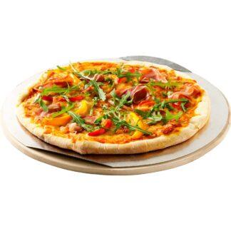 Weber Pizzasten original, inkl. rund bakplåt 26 cm