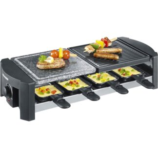 Severin Raclette 8 pers. 1400W - RG 9645