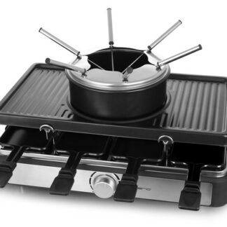 Emerio Rg-124930 Raclette & Fondue