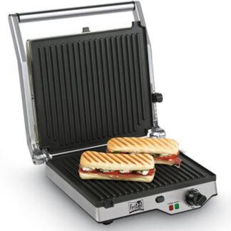 Fritel Grill-panini-bbq Bordsgrill - Aluminium