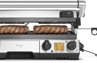 Sage Smart Grill Pro Bordsgrill - Stål