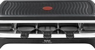 Tefal Re458812 Raclette & Fondue