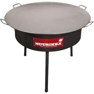Muurikka 100 Original stekhäll med vindskydd
